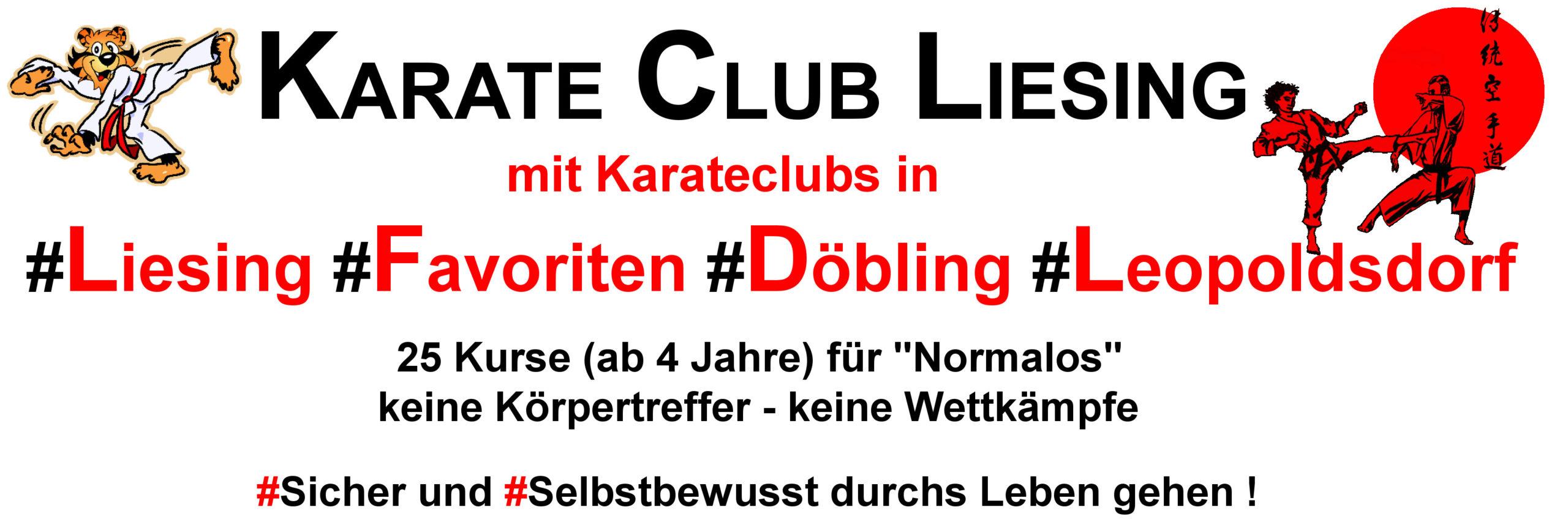 Karateclub Liesing